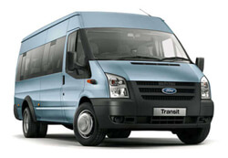 17 - 18 Seater Minibus Plymouth
